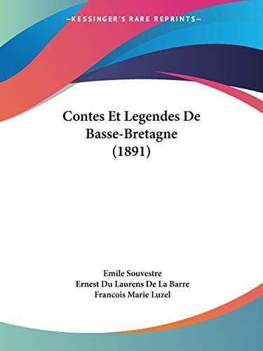 9781160347457: Contes Et Legendes de Basse-Bretagne (1891)
