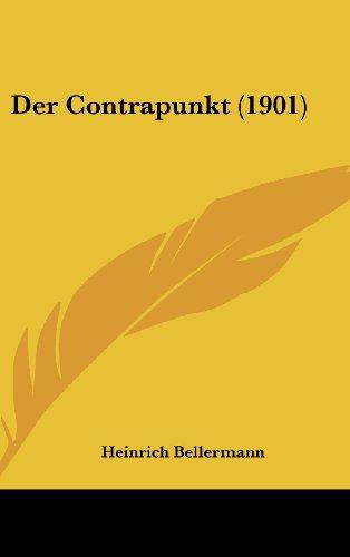 9781160678230: Der Contrapunkt (1901)