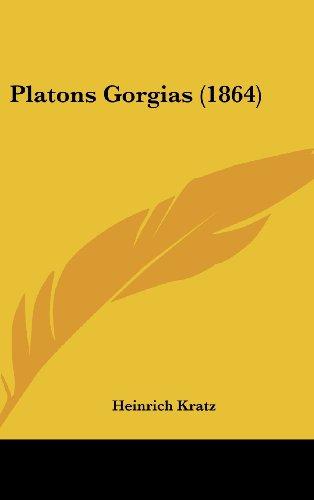 9781161254884: Platons Gorgias (1864)
