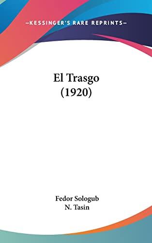 9781161283075: El Trasgo (1920) (Spanish Edition)