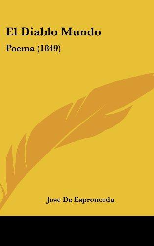 9781161285888: El Diablo Mundo: Poema (1849) (Spanish Edition)