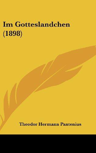 9781161319095: Im Gotteslandchen (1898) (German Edition)