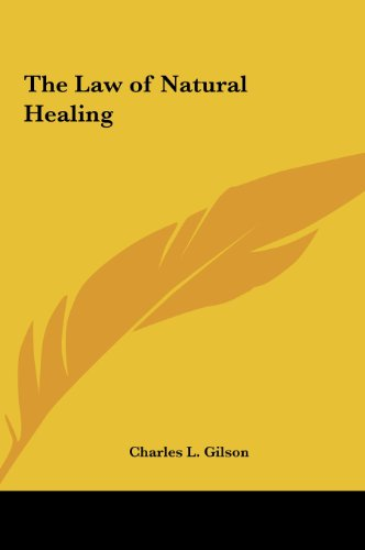 9781161354409: The Law of Natural Healing