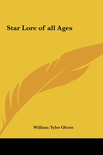 9781161355314: Star Lore of all Ages