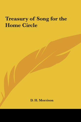 9781161359183: Treasury of Song for the Home Circle