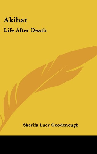 9781161359268: Akibat: Life After Death
