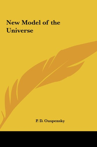 9781161360134: New Model of the Universe