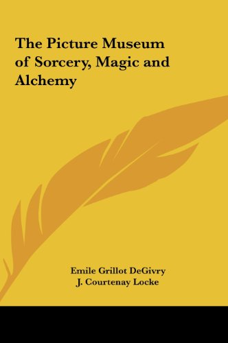 9781161362046: The Picture Museum of Sorcery, Magic and Alchemy