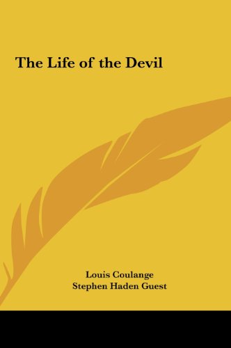 9781161365320: The Life of the Devil