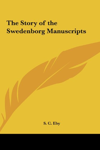 9781161366242: The Story of the Swedenborg Manuscripts