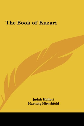 9781161366280: The Book of Kuzari