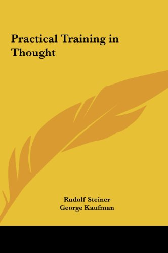 9781161375312: Practical Training in Thought