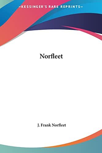 9781161378696: Norfleet