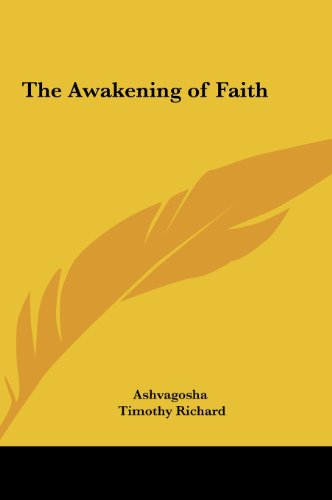 9781161404463: The Awakening of Faith