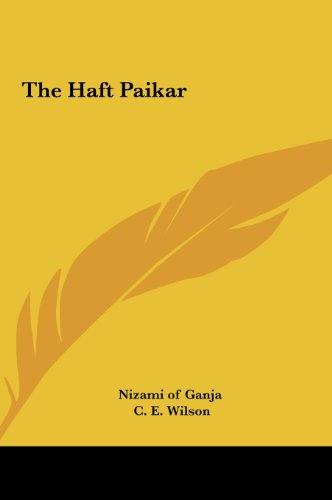 9781161405095: The Haft Paikar