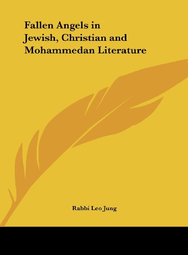 9781161406252: Fallen Angels in Jewish, Christian and Mohammedan Literature