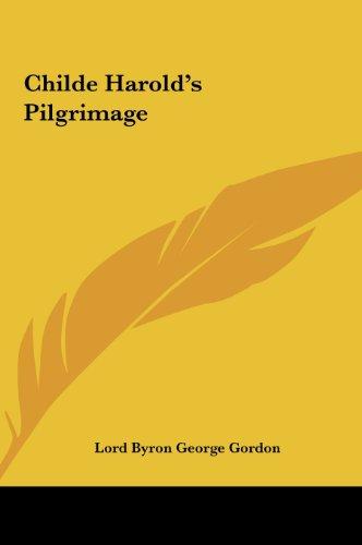 9781161410600: Childe Harold's Pilgrimage