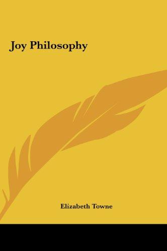 9781161410976: Joy Philosophy
