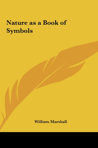 9781161411645: Nature as a Book of Symbols
