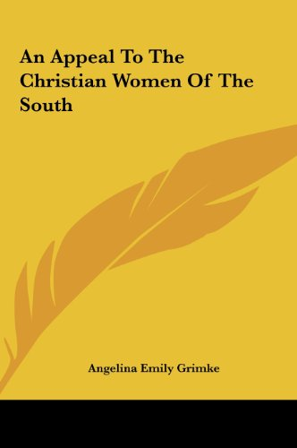 9781161421217: An Appeal to the Christian Women of the South