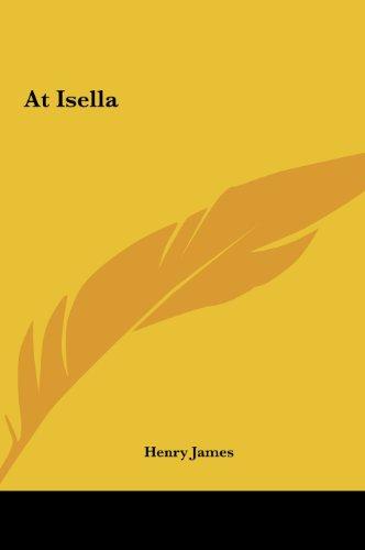 9781161422498: At Isella