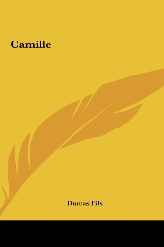 9781161425499: Camille