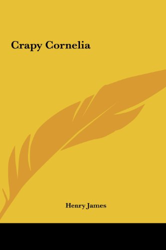 9781161427400: Crapy Cornelia