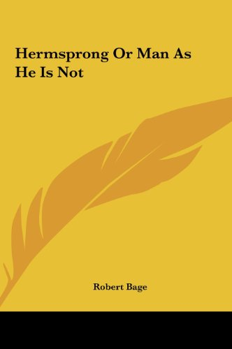 9781161434446: Hermsprong or Man as He Is Not