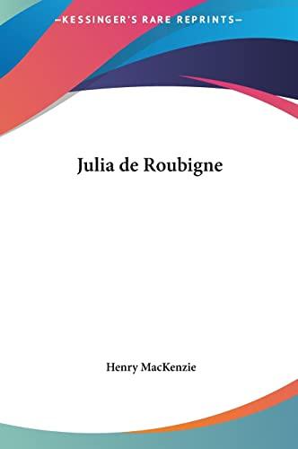 9781161438161: Julia de Roubigne