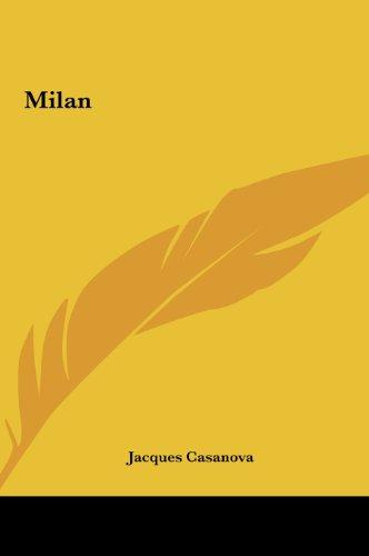 9781161442618: Milan