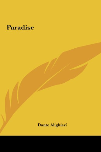 9781161447323: Paradise (English and Italian Edition)