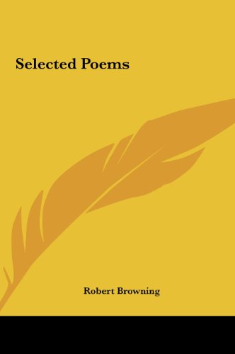 9781161452037: Selected Poems