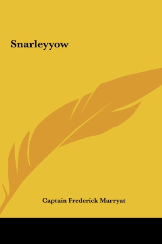 Snarleyyow (9781161453096) by Frederick Marryat