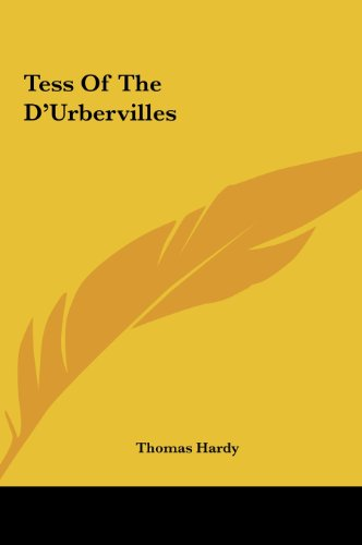 9781161455656: Tess of the D'Urbervilles