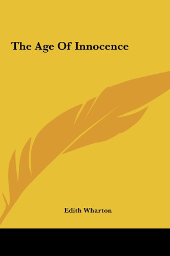 9781161456158: The Age Of Innocence