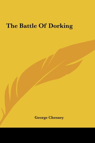 9781161457261: The Battle of Dorking