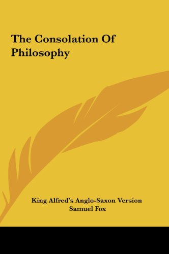 9781161460087: The Consolation Of Philosophy