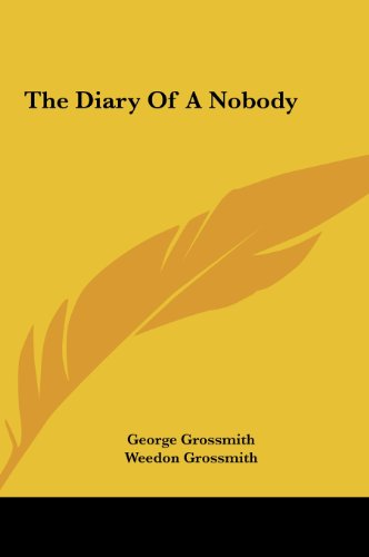 9781161461367: The Diary of a Nobody