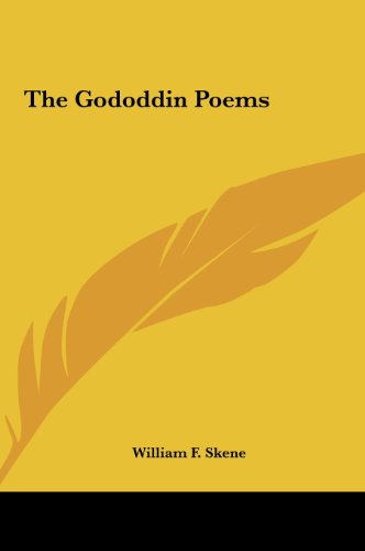9781161464467: The Gododdin Poems