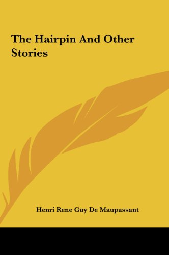 9781161465372: The Hairpin And Other Stories