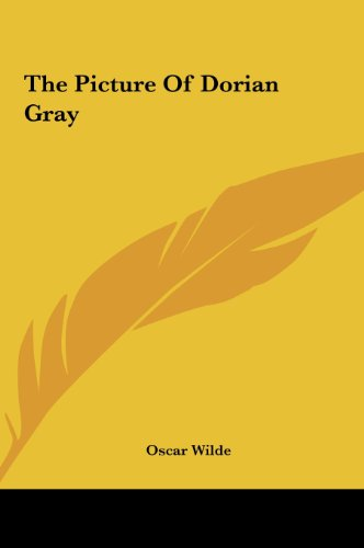 9781161473346: The Picture Of Dorian Gray