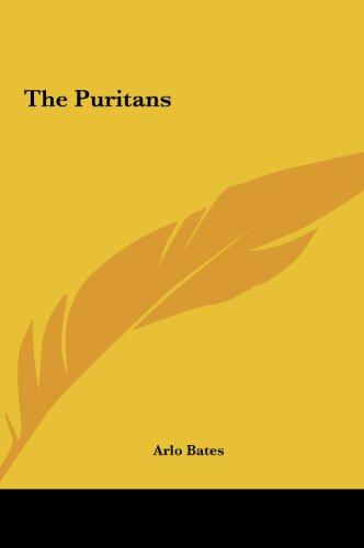 9781161474817: The Puritans the Puritans