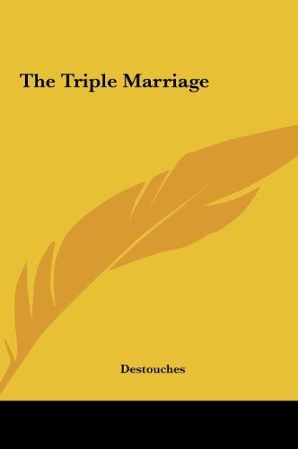 9781161479546: The Triple Marriage