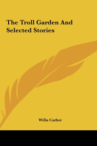 a comparative study of willa cathers