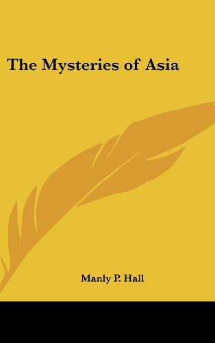 9781161489200: The Mysteries of Asia