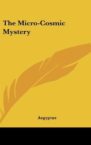 9781161490503: The Micro-Cosmic Mystery