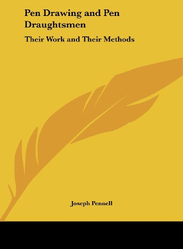 9781161490862: Pen Drawing and Pen Draughtsmen: Their Work and Their Methods