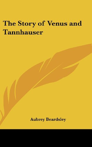 9781161491036: The Story of Venus and Tannhauser