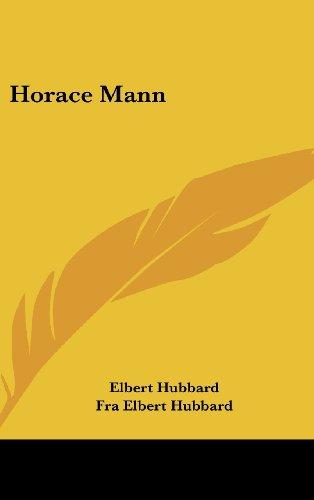 9781161505351: Horace Mann