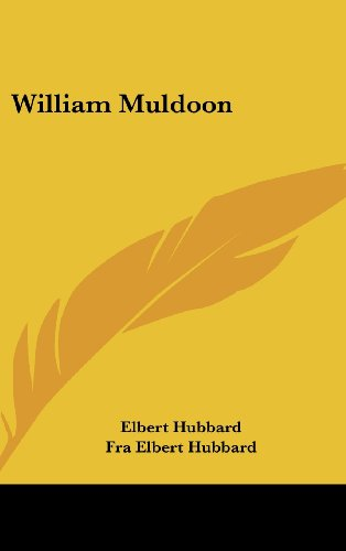 9781161505375: William Muldoon